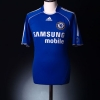 2006-08 Chelsea Champions League Home Shirt Terry #26 S