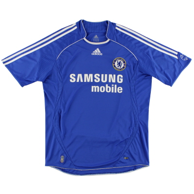 2006-08 Chelsea Home Shirt *Mint* M