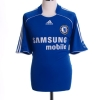 2006-08 Chelsea Home Shirt Lampard #8 L
