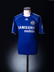 2006-08 Chelsea Home Shirt S