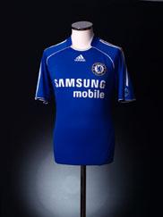 2006-08 Chelsea Home Shirt L
