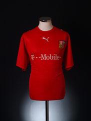 2006-08 Czech Republic Home Shirt L