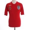 2006-08 England Away Shirt Gerrard #4 L