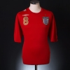 2006-08 England Away Shirt Lampard #8 XL