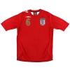 2006-08 England Umbro Away Shirt Terry #6 XXL