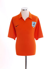 2006-08 Holland Home Shirt XXL