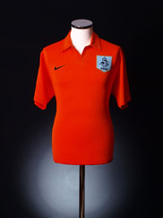 2006-08 Holland Home Shirt M