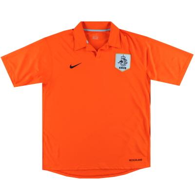 2006-08 Holland Nike Home Shirt XL