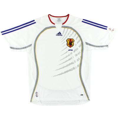 2006-08 Japan adidas Away Shirt *Mint* M