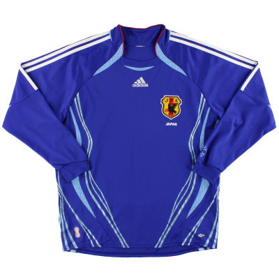 2006-08 Japan adidas Home Shirt L/S XL