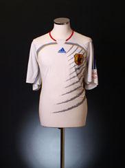 2006-08 Japan Away Shirt M