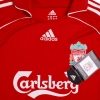 2006-08 Liverpool Home Shirt Gerrard #8 *BNWT* L