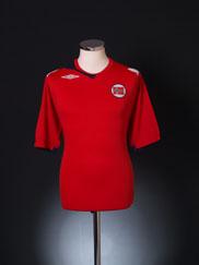2006-08 Norway Home Shirt *BNIB* L