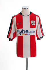 2006-08 Southampton Home Shirt L