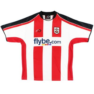 2006-08 Southampton Home Shirt L