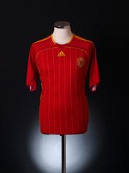 2006-08 Spain Home Shirt S