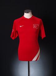 2006-08 Turkey Training Shirt M
