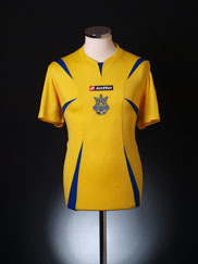 2006-08 Ukraine Home Shirt XL