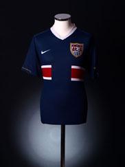 2006-08 USA Away Jersey M
