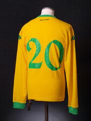 2006-08 Wales Away Shirt #20 *BNWT* L/S XXL