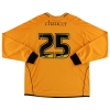 2006-08 Wolves Home Shirt #25 L/S XL
