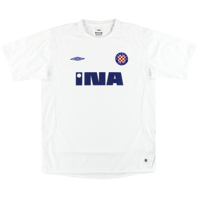 2006-10 Hajduk Split Umbro Home Shirt XL