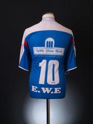 2006 Clube Esportivo Guara Home Shirt #10 L