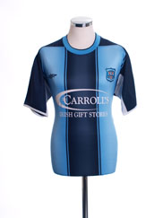 2006 Dublin City Home Shirt M