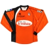 2006 FC Lorient Errea Match Issue Home Shirt Bourhani #9 L/S XXL