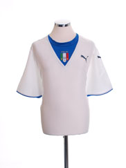 2006 Italy Away Shirt XL