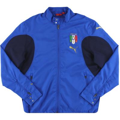 2006 Italy Puma Track Jacket M