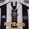 2006 Newcastle 'Alan Shearer's Testimonial' Home Shirt *Mint* S