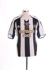 2006 Newcastle 'Alan Shearer's Testimonial' Home Shirt S