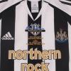 2006 Newcastle 'Alan Shearer's Testimonial' Home Shirt S