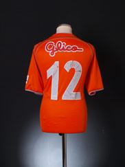 2006 Shimizu S-Pulse Home Shirt #12 XL