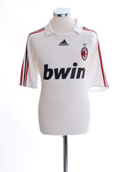 2007-08 AC Milan Away Shirt L