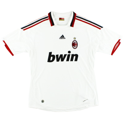 2007-08 AC Milan Away Shirt XL