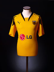 2007-08 AEK Athens Home Shirt M