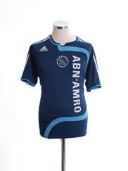 2007-08 Ajax Away Shirt S