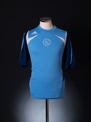 2007-08 Ajax Training Shirt M