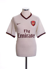 2007-08 Arsenal Away Shirt M