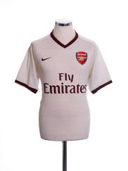 2007-08 Arsenal Away Shirt L