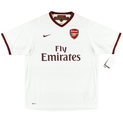 2007-08 Arsenal Away Shirt *w/tags* L