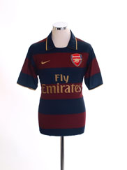 2007-08 Arsenal Third Shirt S