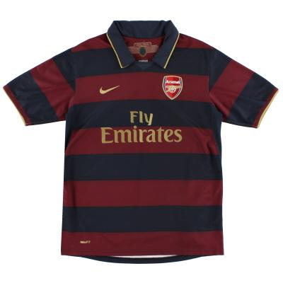 2007-08 Arsenal Nike Third Shirt L