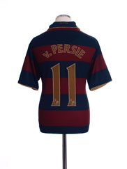 2007-08 Arsenal Third Shirt v.Persie #11 L