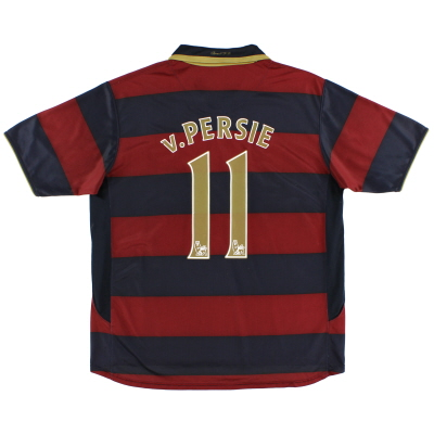2007-08 Arsenal Third Shirt v.Persie #11 XL