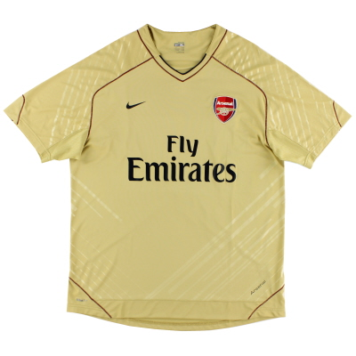 2007-08 Arsenal Training Shirt XL