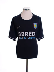 2007-08 Aston Villa Third Shirt XL