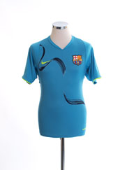 2007-08 Barcelona Training Shirt S